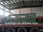 Automatic fiberglass wrapping machine