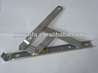 square groove,stainless steel friction stay door hinge (XF-01704)