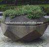 Fahsion Decorative granite flowerpot flower pots and urns