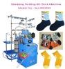 Three-dimensional Sock Knitting Machine