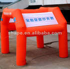 Low price for sale bubble tent / inflatable dome tent