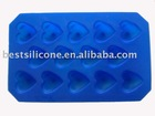 Silicone ice cube tray-Heart shape (BSTNXS-002)