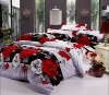 2012 EXPORTE to Middle East country 100% polyester bedding set