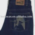 Laser Engraving Images Onto Your Jeans