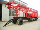 SPT-600 Water Well Drilling Rig