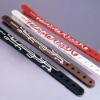 colourful printed silicone bracelet/wristband