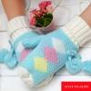 Women Winter Knitted Gloves