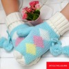 Women Winter Knitted Gloves