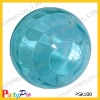 50-110mm DIA colorful hollow plastic super high bouncing balls(with helium inside)