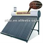 Compact No Pressure Solar Water Heater