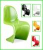 Verner Panton Chair In Fiber Glass Of S Shape