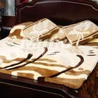 100% wool mink blankets in china
