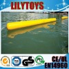 Inflatable water safety buoy for water park