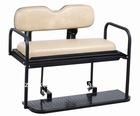 Rear seat kit for EZGO, golf cart rear seat kits, novel design seat kits for EZGO RXV,golf cart parts