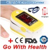 Durable Finger for Health FDA Infrared Spo2