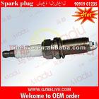 Spark plugs wholesale 90919-01235 For TOYOTA PRADO GRJ120