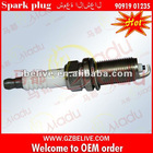 Spark plugs wholesale 90919-01235 For TOYOTA PRADO GRJ120