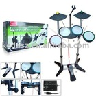 Wireless Rockband Drum Kit