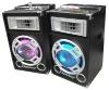 2.0 active loudspeaker box