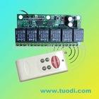 TDL-T6A 6 way wireless remote switch