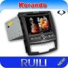 Ssangyong Korando car dvd stereo RL-917