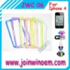 semitransparent case for iphone 4