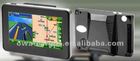 GPS Navigation and Radar Detector with Bluetooth,FM/AM,Photoview