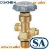 handwheel air valve