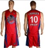2012 custom breathable basketball jersey