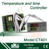 CT401 SSR output temperature controller with timer