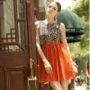Leopard Short Party Dress