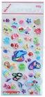 Kids eva foam promotional puffy sticker