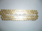 Copper-plated roller chain 420 428 428H