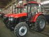 Farm tractor (wheel-style)