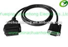 OBD2 Diagnostic wire harness loom