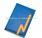 2013 Recycle High quality recycled paper notebook