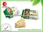 hot sale crispy milk salt soda biscuit