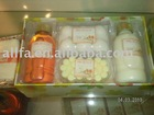 Lotion Scented Candle Set