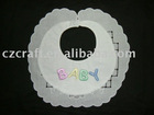 embroidery baby bib