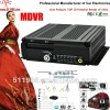 4 Channel Dual SD Card Vehicle Mobile Digital Video Recorder school bus DVR