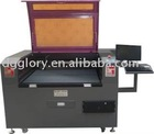 Glorystar video camera laser cutting machine