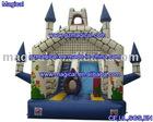 Inflatable Slide Castle
