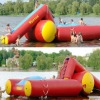 2012 summer newest inflatable water slide