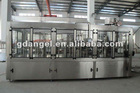 automatic small bottle washing filling capping three in one machine