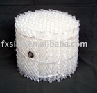 Plastic Knitting Gauze Packing for absorption, washing and elimination service