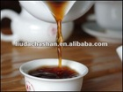 sweet osmanthus puer tea