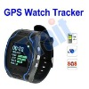 Wrist watch phone with GPS Tracker gift for elderly people