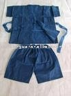 Nonwoven sauna wear