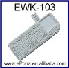 2.4G Wireless Mini Keyboard with Touchpad