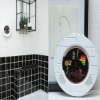 in wall mounted cd player